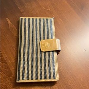 Fendi Checkbook cover
